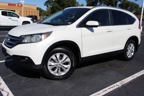 2013 Honda CR-V for sale at Drive Now Auto Sales in Norfolk VA