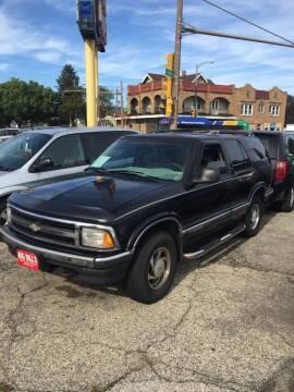 1995 Chevrolet Blazer for sale at Big Bills in Milwaukee WI