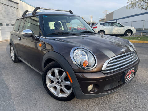 2009 MINI Cooper Clubman for sale at JerseyMotorsInc.com in Teterboro NJ