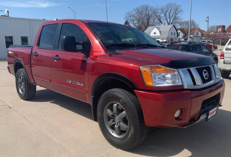 2015 Nissan Titan for sale at Spady Used Cars in Holdrege NE