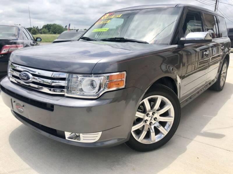 2010 Ford Flex for sale at Raj Motors Sales in Greenville TX
