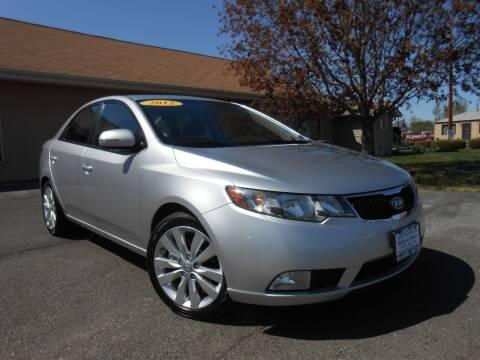 2012 Kia Forte for sale at McKenna Motors in Union Gap WA
