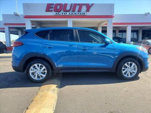 2020 Hyundai Tucson for sale at EQUITY AUTO CENTER in Phoenix AZ