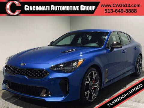 2018 Kia Stinger for sale at Cincinnati Automotive Group in Lebanon OH