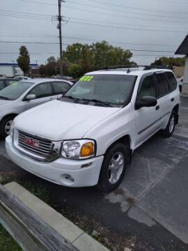 2007 GMC Envoy for sale at D and D All American Financing in Warren MI