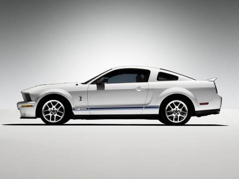 2007 Ford Mustang for sale at Radley Cadillac in Fredericksburg VA