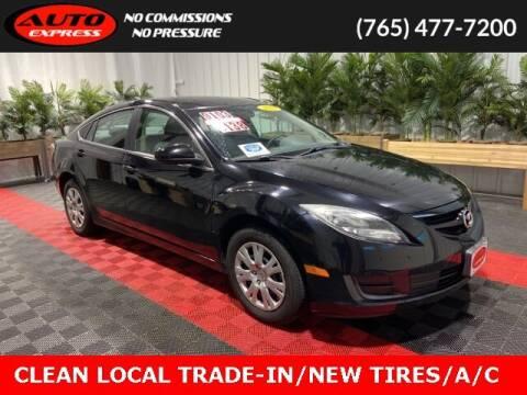 2011 Mazda MAZDA6 for sale at Auto Express in Lafayette IN
