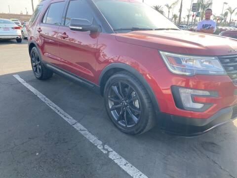 2017 Ford Explorer for sale at Nissan of Bakersfield in Bakersfield CA