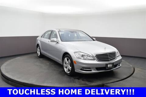 2010 Mercedes-Benz S-Class for sale at M & I Imports in Highland Park IL