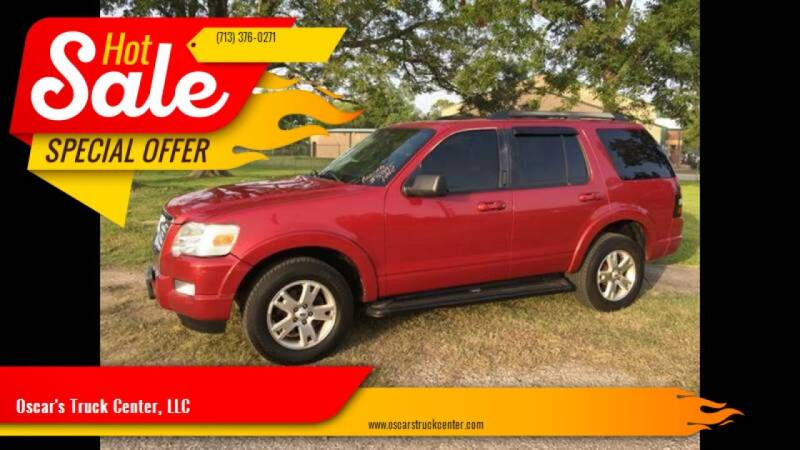 2009 Ford Explorer for sale at Oscar's Truck Center, LLC in Houston TX