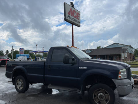 2005 Ford F-250 Super Duty for sale at ACE HARDWARE OF ELLSWORTH dba ACE EQUIPMENT in Canfield OH