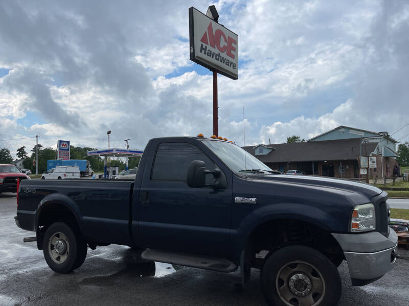 2005 Ford F-250 Super Duty for sale in Canfield, OH