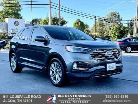 2019 Ford Edge for sale at Ole Ben Franklin Motors Clinton Highway in Knoxville TN