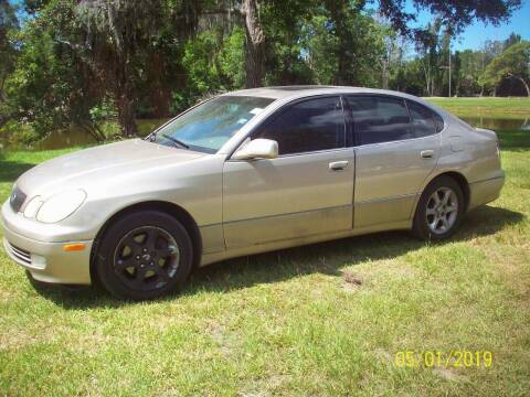 2002 Lexus GS 300 for sale at Bargain Auto Mart Inc. in Kenneth City FL