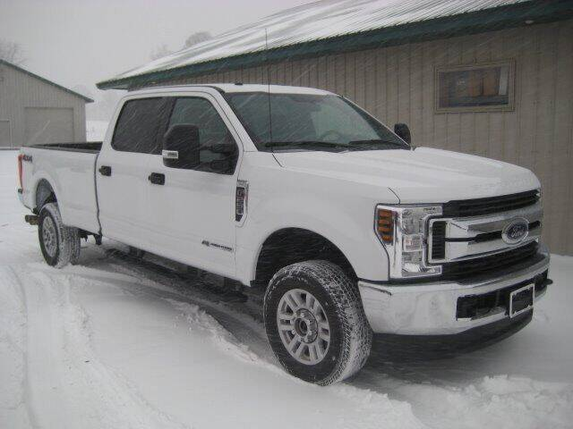 2019 Ford F-250 Super Duty for sale at Jerry Smith & Sons Car Care Center Inc in Westmoreland NY