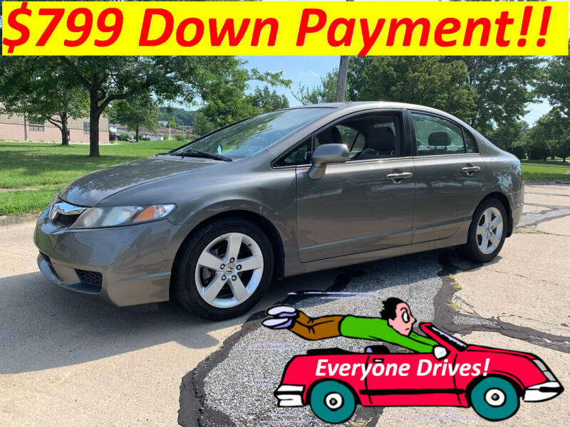 2008 Honda Civic for sale at World Automotive in Euclid OH