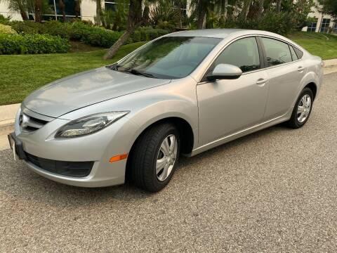 2011 Mazda MAZDA6 for sale at Donada  Group Inc in Arleta CA