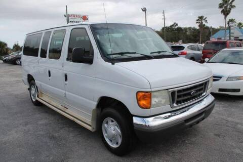 2006 Ford E-Series Wagon for sale at Mars auto trade llc in Kissimmee FL