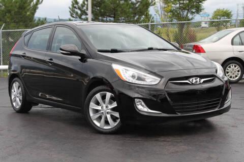 2014 Hyundai Accent for sale at Dan Paroby Auto Sales in Scranton PA