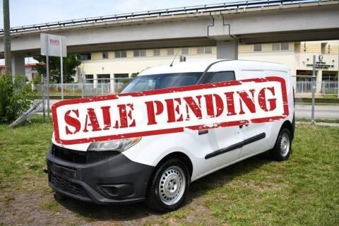 2016 RAM ProMaster City Cargo for sale at STS Automotive - Miami, FL in Miami FL