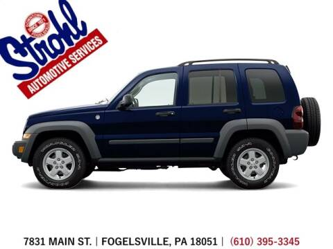 2005 Jeep Liberty for sale at Strohl Automotive Services in Fogelsville PA