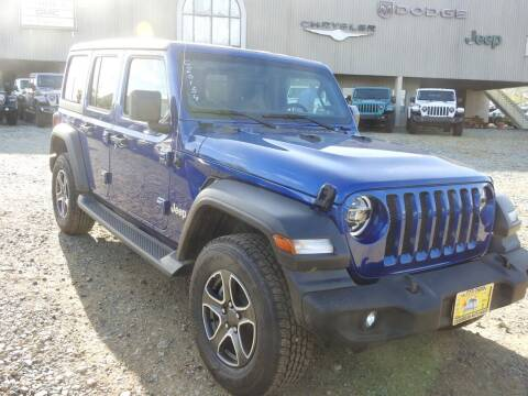 2020 Jeep Wrangler Unlimited for sale at Caribbean Auto Mart -C in St Thomas VI