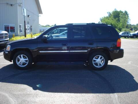 2008 GMC Envoy for sale at North Star Auto Mall in Isanti MN