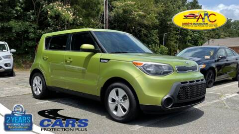 2015 Kia Soul for sale at Assistive Automotive Center in Durham NC