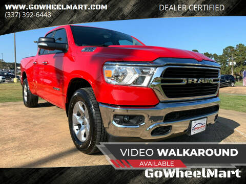 2020 RAM Ram Pickup 1500 for sale at GoWheelMart in Leesville LA