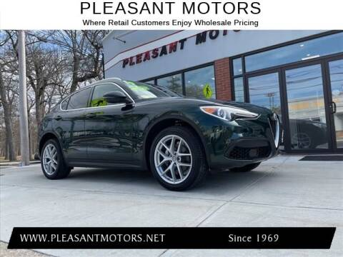 2019 Alfa Romeo Stelvio for sale at Pleasant Motors in New Bedford MA