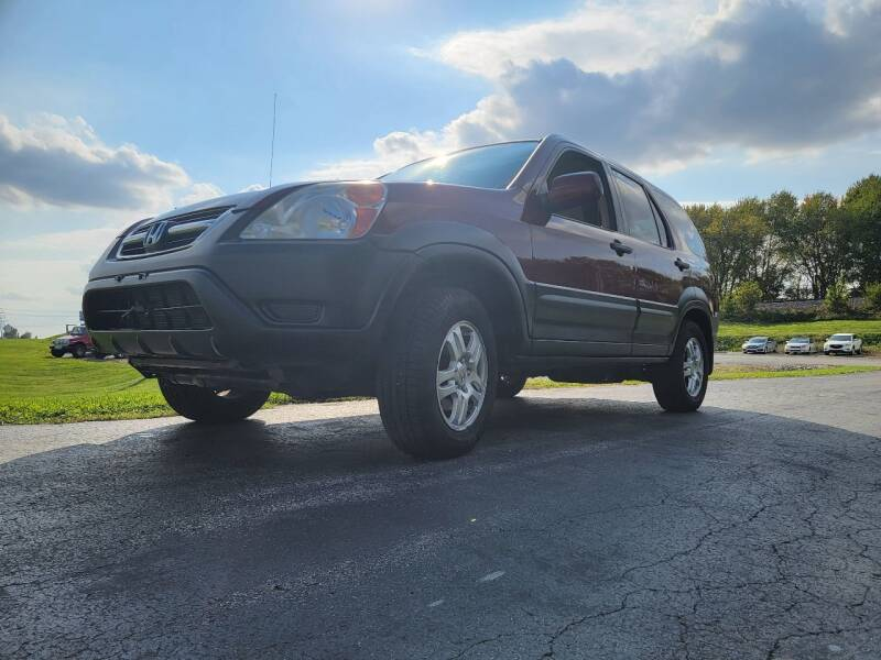 2003 Honda CR-V for sale at Sinclair Auto Inc. in Pendleton IN