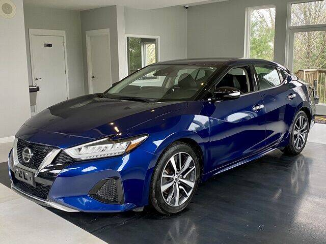 2020 Nissan Maxima for sale at Ron's Automotive in Manchester MD