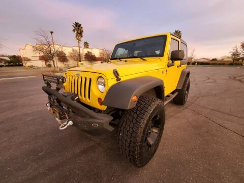 2009 Jeep Wrangler for sale at 707 Motors in Fairfield CA
