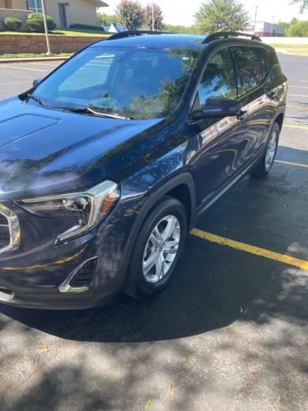 2018 GMC Terrain for sale at Arkansas Car Pros in Cabot AR