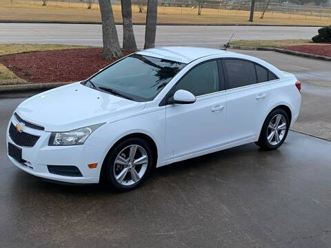 2014 Chevrolet Cruze for sale at M A Affordable Motors in Baytown TX