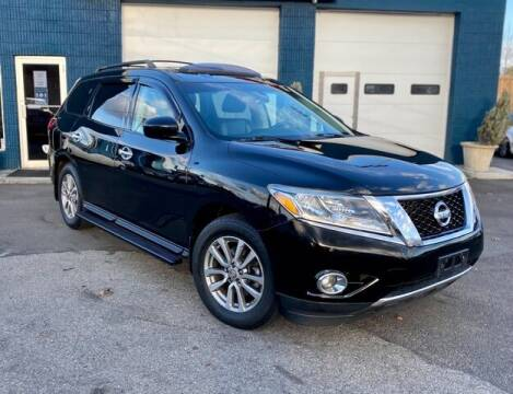 2014 Nissan Pathfinder for sale at Saugus Auto Mall in Saugus MA