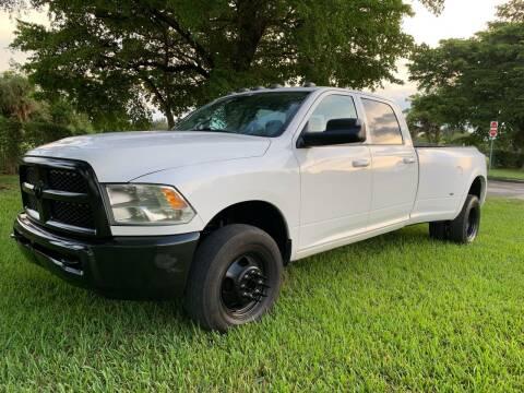 2014 RAM Ram Pickup 3500 for sale at Top Trucks Motors in Pompano Beach FL