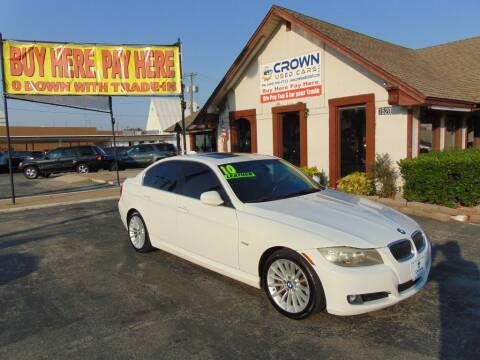 2010 BMW 3 Series for sale at Crown Used Cars in Oklahoma City OK