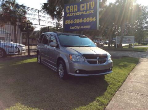 2017 Dodge Grand Caravan for sale at Car City Autoplex in Metairie LA