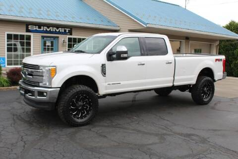 2017 Ford F-350 Super Duty for sale at Summit Motorcars in Wooster OH