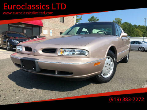 1998 Oldsmobile Eighty-Eight for sale at Euroclassics LTD in Durham NC