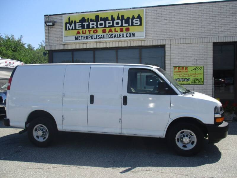 2018 Chevrolet Express Cargo for sale at Metropolis Auto Sales in Pelham NH