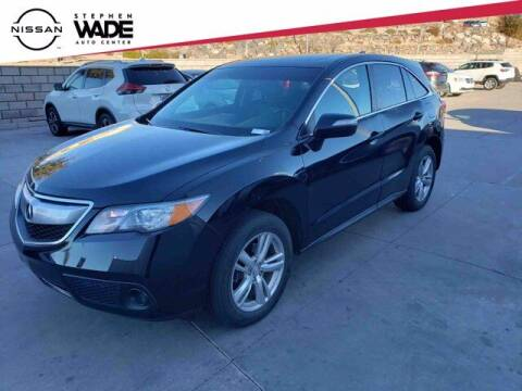 2014 Acura RDX for sale at Stephen Wade Pre-Owned Supercenter in Saint George UT
