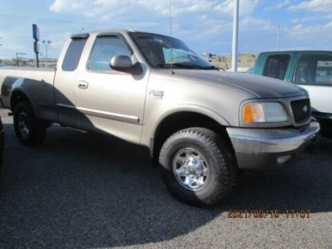 2001 Ford F-150 for sale at Auto Acres in Billings MT