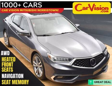 2020 Acura TLX for sale at Car Vision Buying Center in Norristown PA