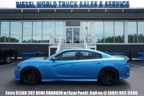 2019 Dodge Charger for sale at Diesel World Truck Sales in Plaistow NH