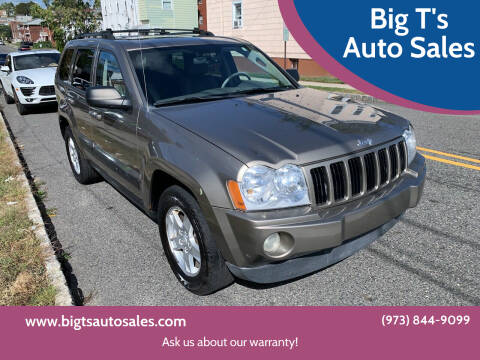 2006 Jeep Grand Cherokee for sale at Big T's Auto Sales in Belleville NJ