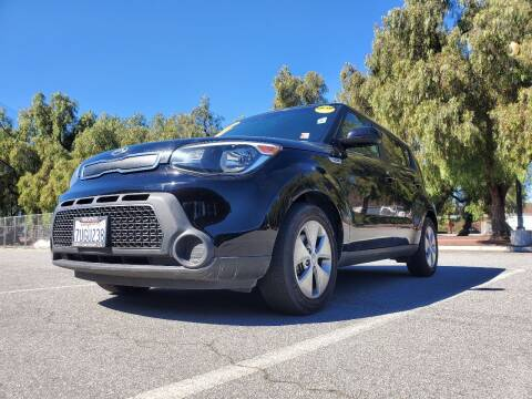2016 Kia Soul for sale at ALL CREDIT AUTO SALES in San Jose CA