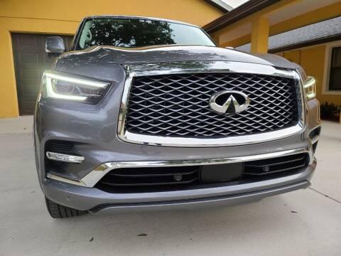 2020 Infiniti QX80 for sale at Monaco Motor Group in Orlando FL