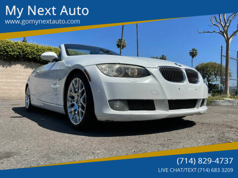 2007 BMW 3 Series for sale at My Next Auto in Anaheim CA